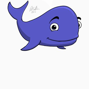 Blue Whale! by squage