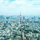 Tokyo by Katie Schutte