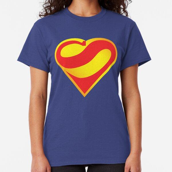 Super Heart Classic T-Shirt