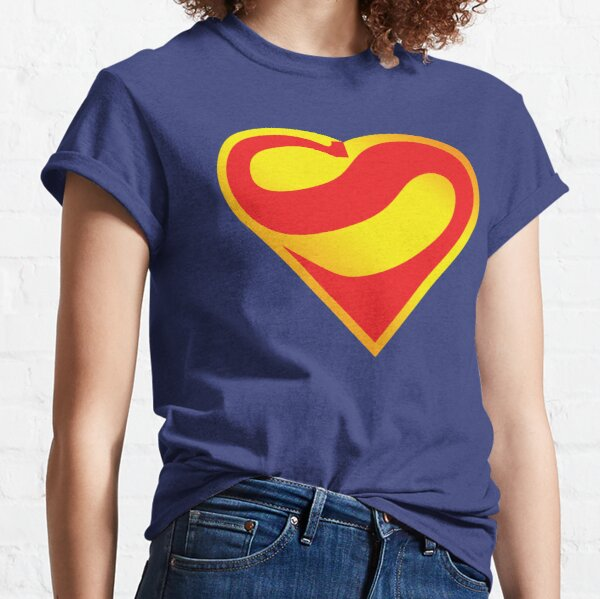 Super Heart Classic T-Shirt