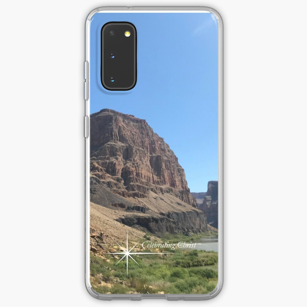 Grand Canyon Colorado River Scene - From ccnow.info Case & Skin for Samsung Galaxy