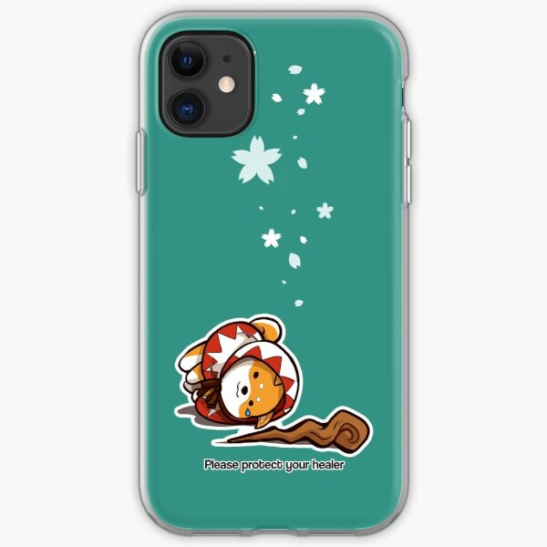 Protect your Healer iPhone Soft Case