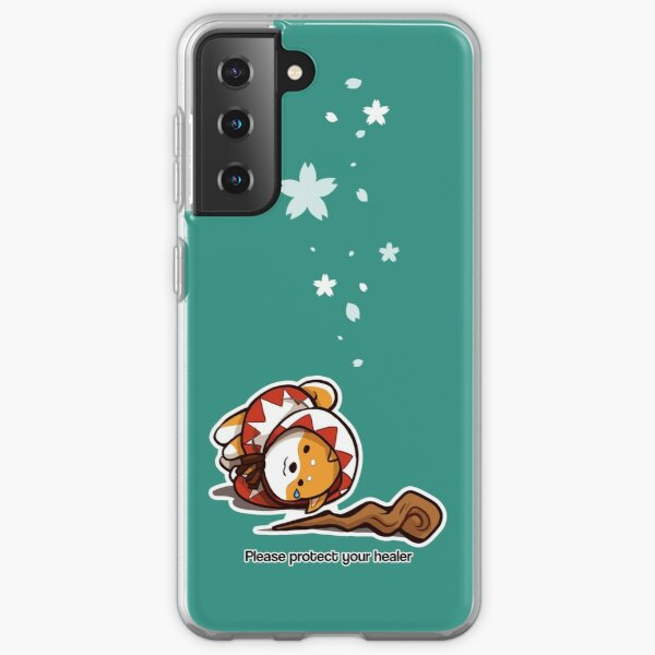 Protect your Healer Samsung Galaxy Soft Case