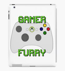 360 Gamer Fur iPad Case/Skin