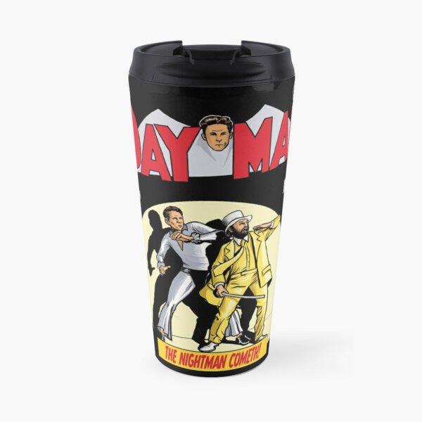 Dayman - The Nightman Cometh Travel Mug