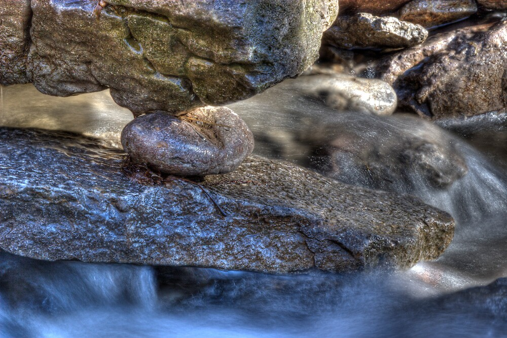Water Stone by Brad Denoon