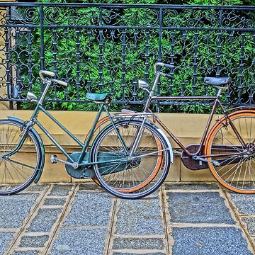 Vintage Bicycles by aislingk