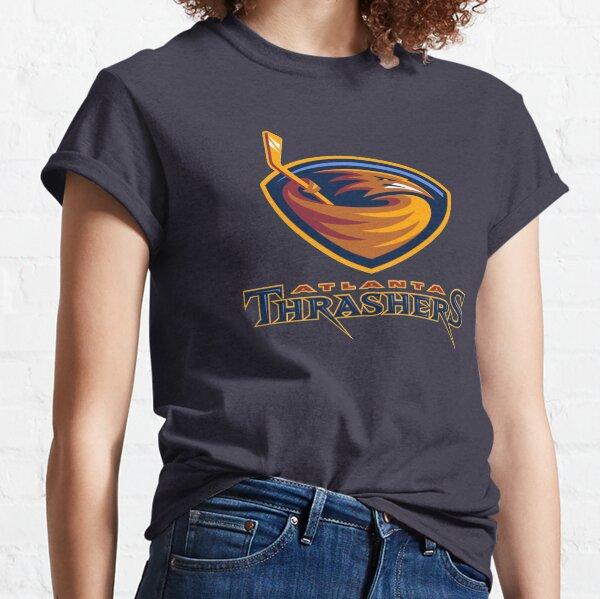 Vintage Atlanta Hockey - Retro Thrashers Classic T-Shirt