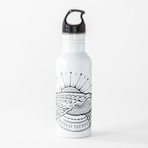 Polynesian Humpback whale Water Bottle