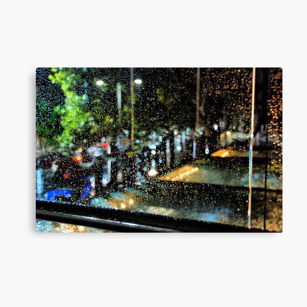 ´Round midnight Canvas Print