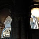 Norman Arches  by richard  webb