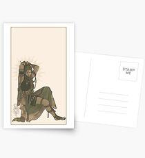 Dancer Linhardt  Postcards