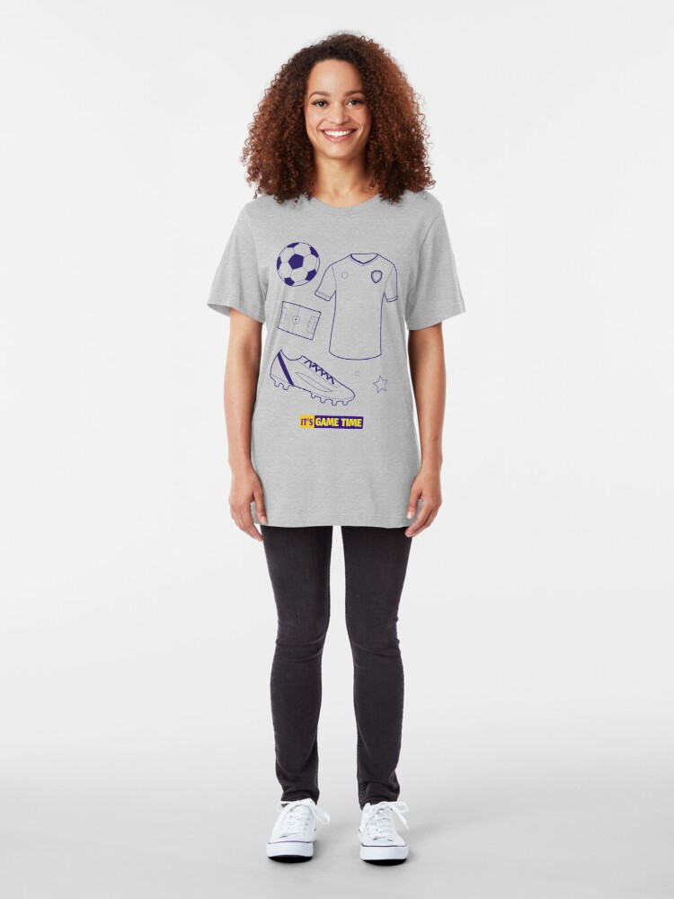 Alternate view of It's Game Time Slim Fit T-Shirt