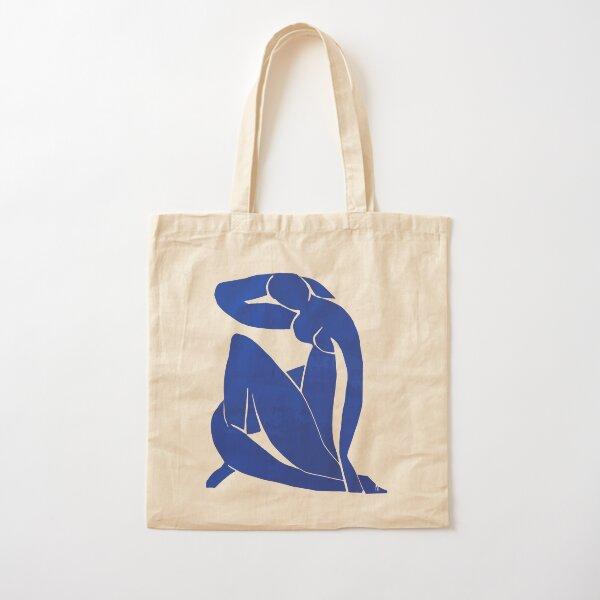 Henri Matisse - Blue Nude 1952 - Original Artwork Reproduction Cotton Tote Bag