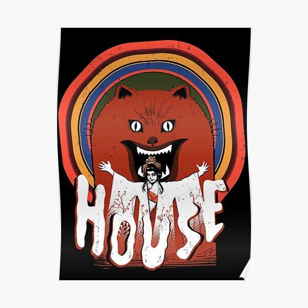 Hausu Poster