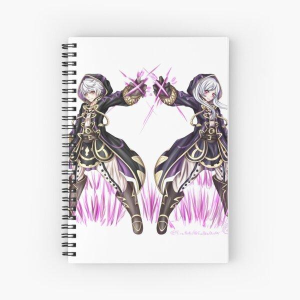 Grima Spiral Notebook