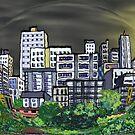Tormenta en la Ciudad by Joanne Jackson