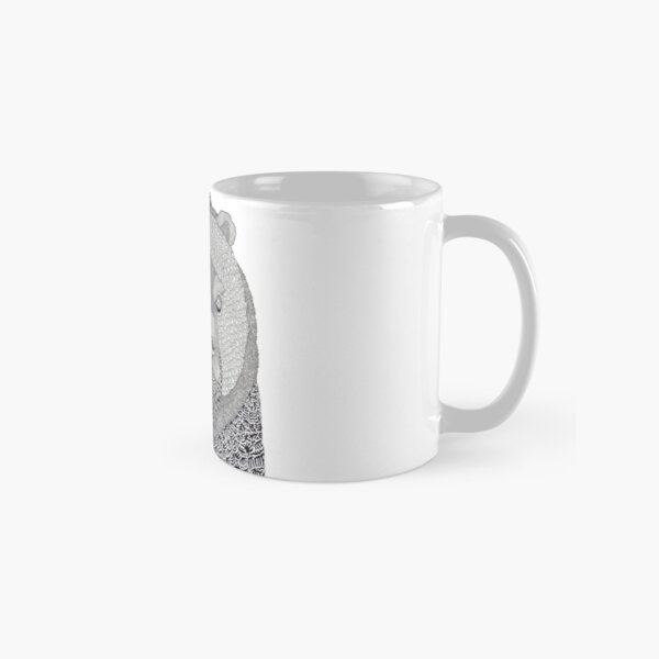 Where Bear Classic Mug