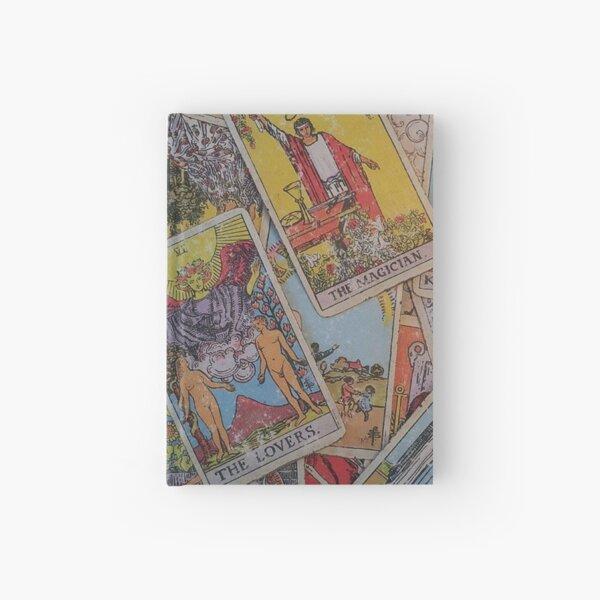 Tarot Time Hardcover Journal