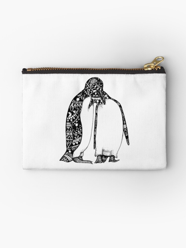 Penguin Hug by Emma Barker
