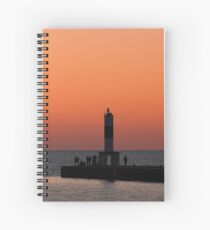 Light House Spiral Notebook