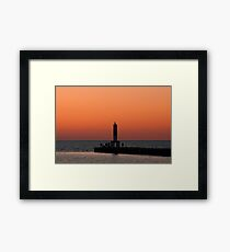 Light House Framed Print