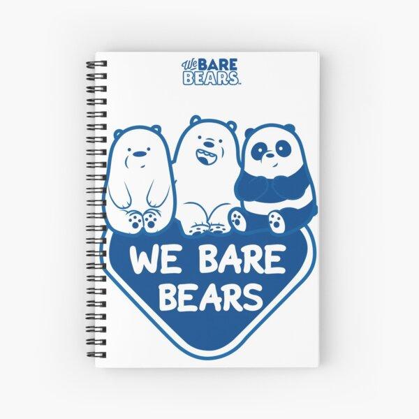 WE BARE BEARS™ Cuaderno de espiral