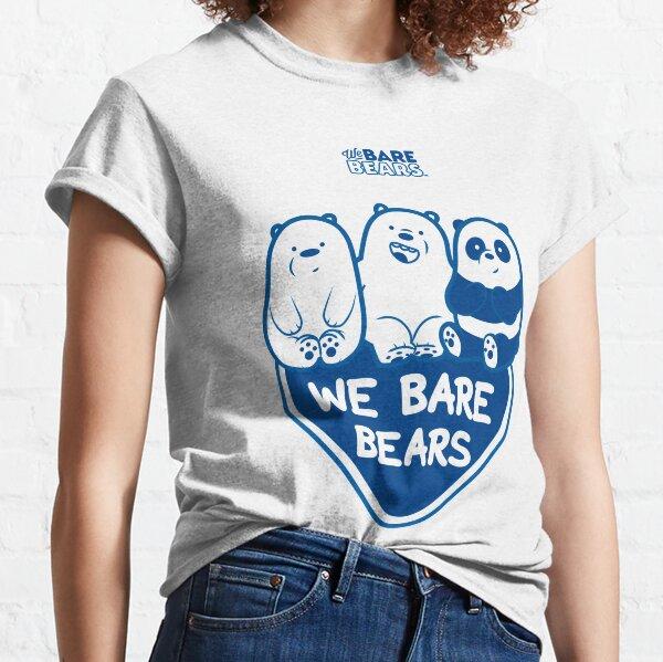 WE BARE BEARS™ Camiseta clásica