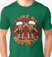 Beer On Tap T-Shirt