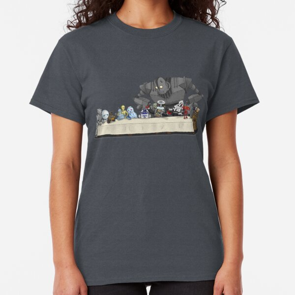 Robots Don't Need to Eat Classic T-Shirt