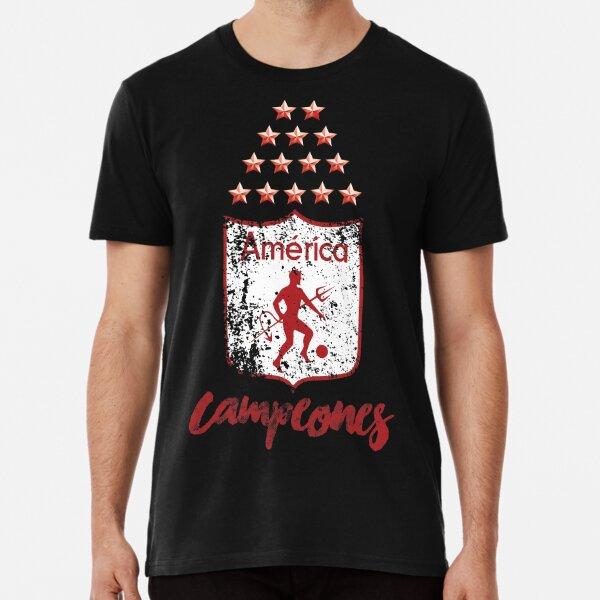 America De Cali Camiseta premium