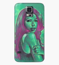 Aaliyah Dreamworld Painting Case/Skin for Samsung Galaxy