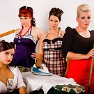 Pin Up Girls 5 by Carol Ritchie