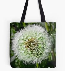 Taraxacum Officinale Tote Bag