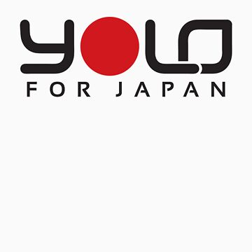 Yolo for Japan by yolo808