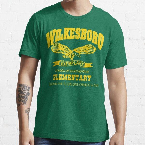 Avril Lavigne Sk8er Boi camiseta verde de Wilkesboro Camiseta esencial