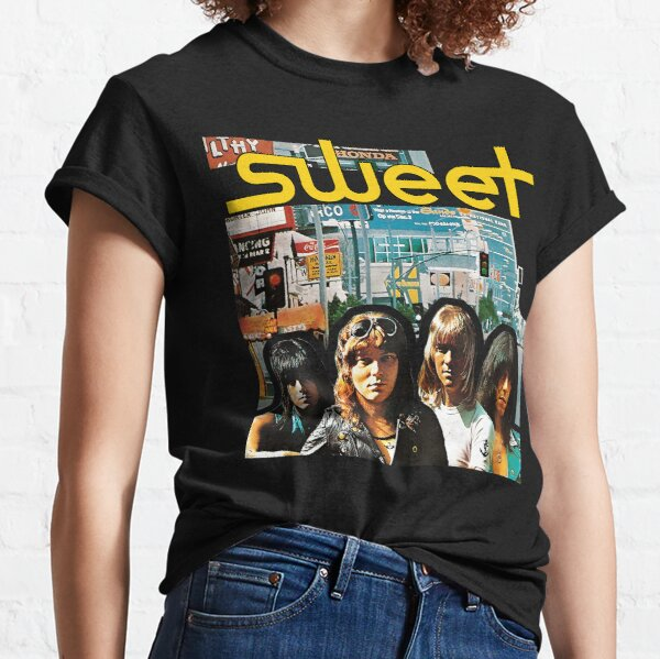 Sweet - Desolation Boulevard Classic T-Shirt