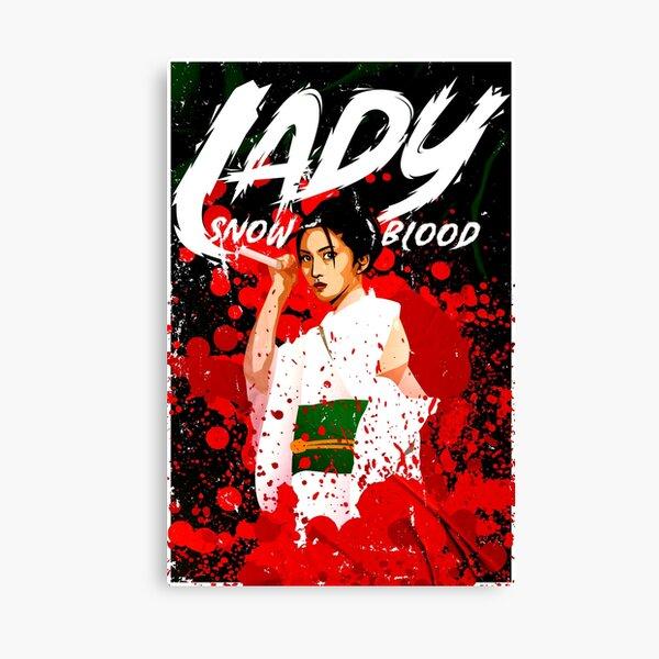 Lady Snowblood Canvas Print