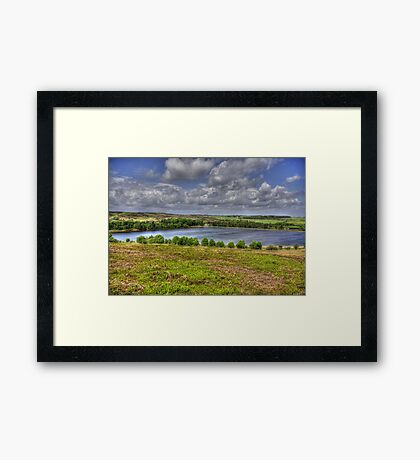 Lockwood Beck Lake Framed Print