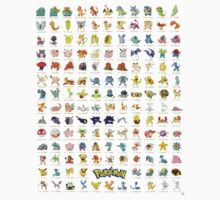 Pokemon The First 150