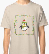 Emoji: Penguin X-mas Classic T-Shirt