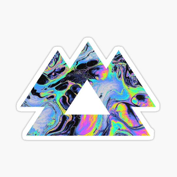 Wakaan Logo Sticker