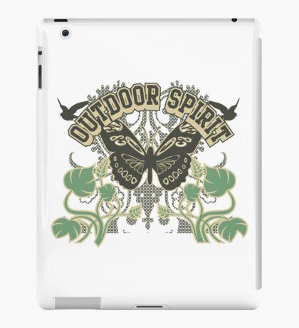 Outdoor Spirit iPad Case/Skin