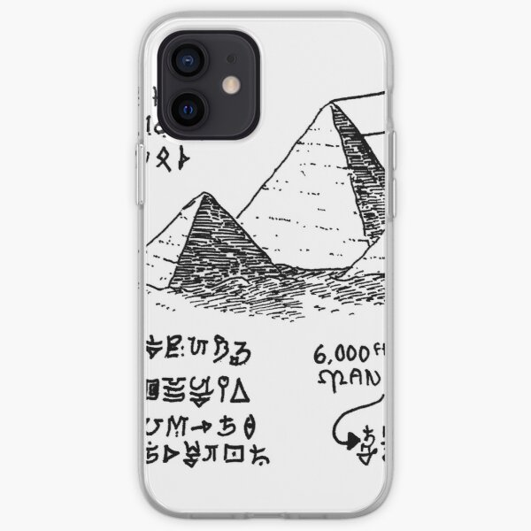6000ft BEYOND iPhone Soft Case