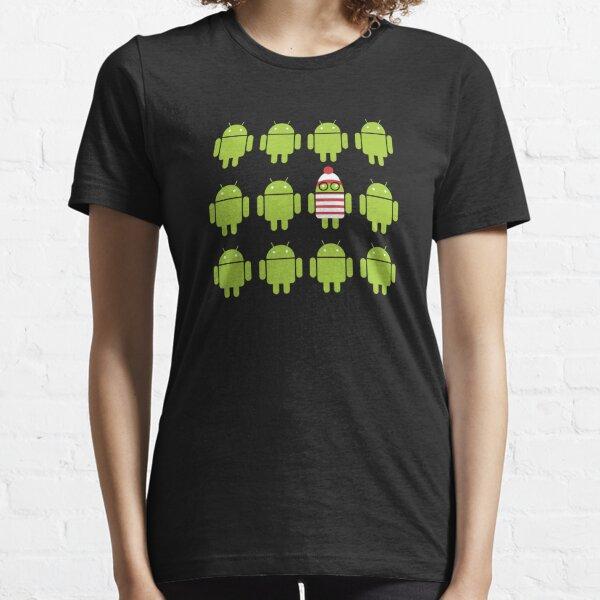 Where's Waldroid? Essential T-Shirt
