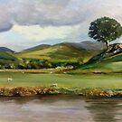 Lorton Valley - a study by Jo-anne Corteza