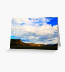 Coulee Day Greeting Card