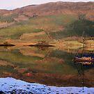 Loch Leven Glencoe by Alexander Mcrobbie-Munro