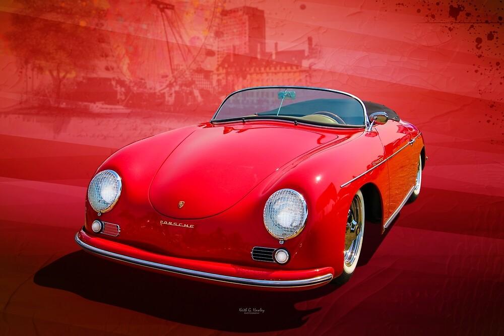 Speedy Red by Hawley Designs