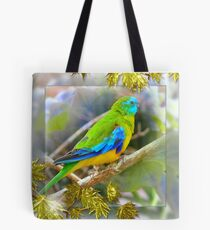 Pretty Boy Tote Bag